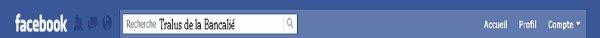 De retour sur facebook ainsi qu'MSN