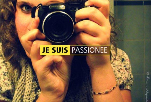 L'inconnu ... Un passe temps ... Une passion ♥ .