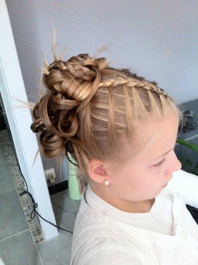 Chignons / coiffure de soirée