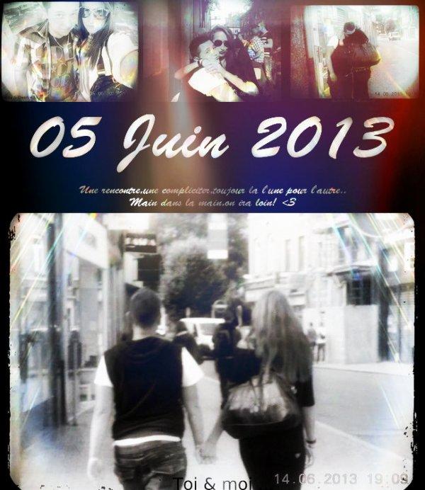 5 juin 2013 *-*