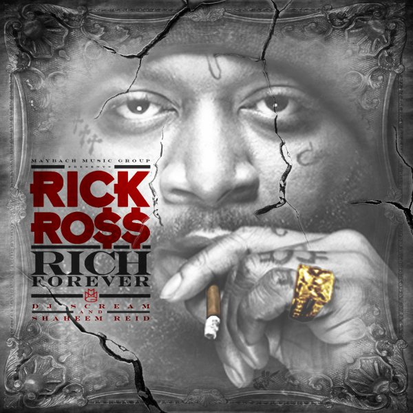 Rich Forever / Rick Ross Rich Forever Feat John Legend (2012)