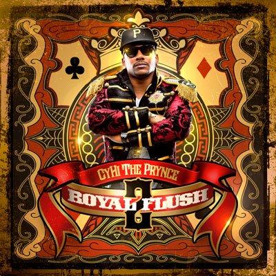 Royal Flush 2 / Cyhi Da Prynce Thousand Poundz Feat Pusha T & Pill  (2012)