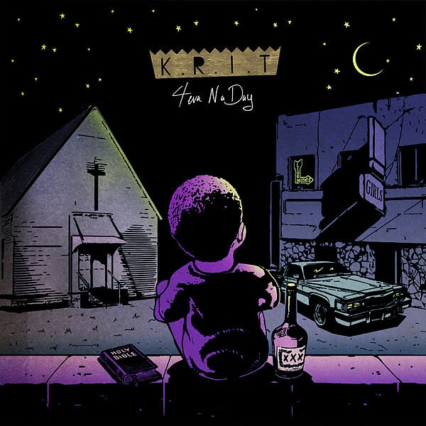 Live From The Underground / Big K.R.I.T. I Got This (2012)
