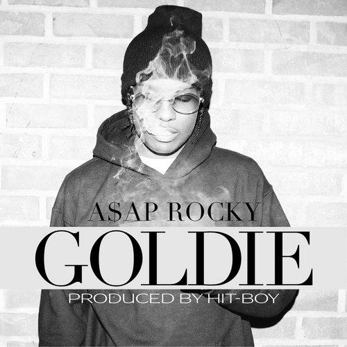 A$AP Rocky Goldie (2012)