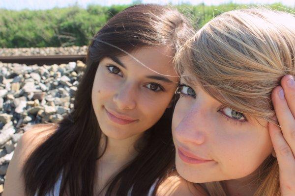 L'amitié, plus fort que tout.