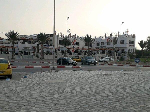 Rentré de Tunisie