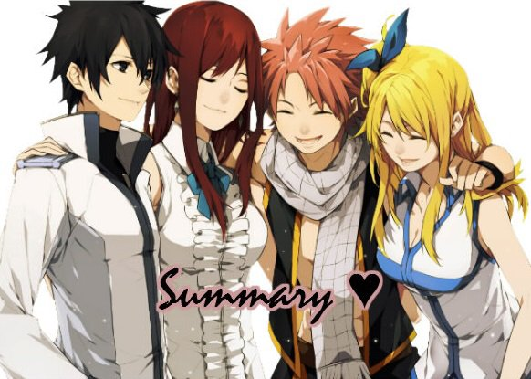 Summary ♥