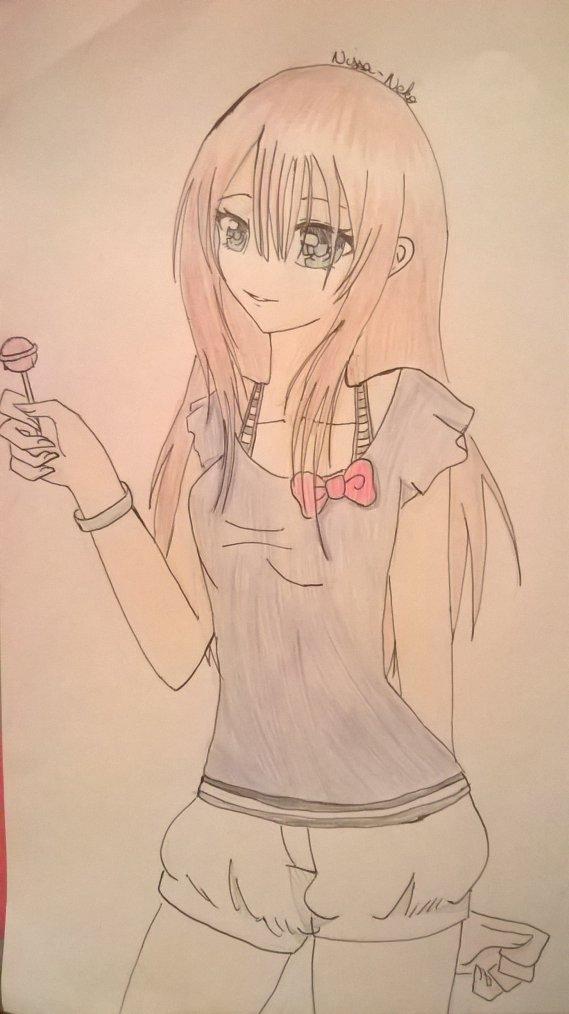 Mon nouveau dessin
