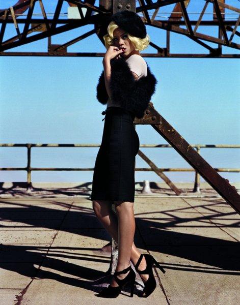 British Vogue  .. !