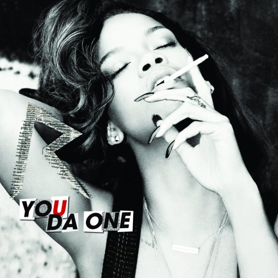 La pochette du Single « You Da One »
