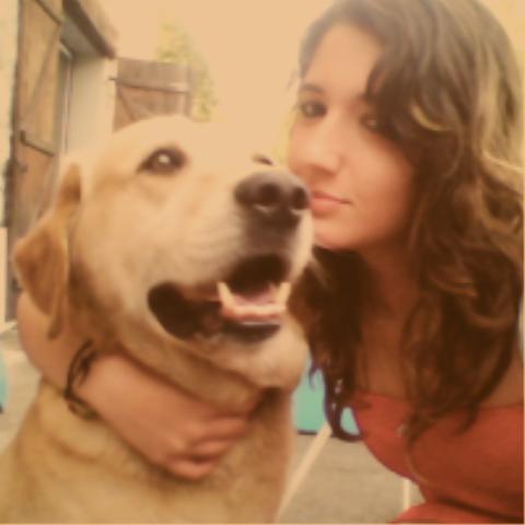 un amour de chien mon chérie <3