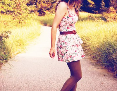 Avis sur une photo Vintage ♥