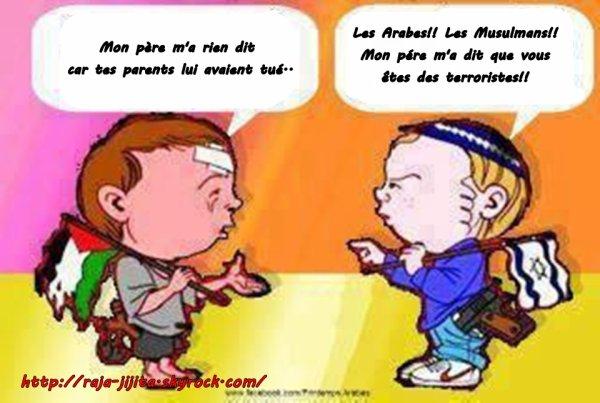 Okay dites-moi qui sont les terroristes ?!