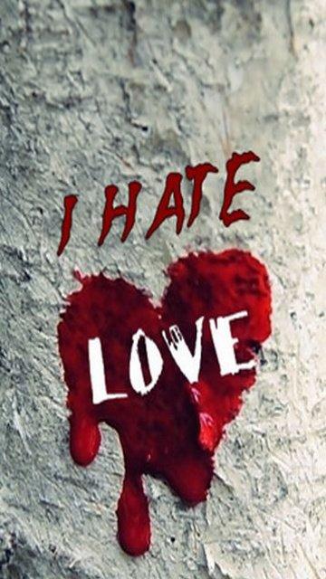 I Hate Love