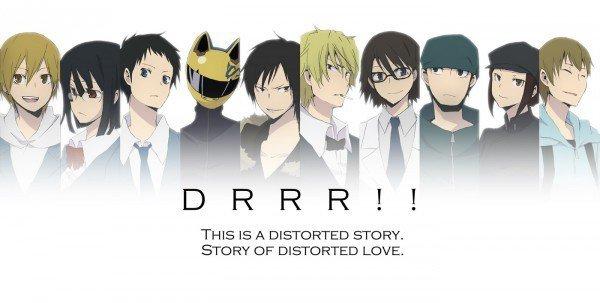 Durarara: C'est quoi ?