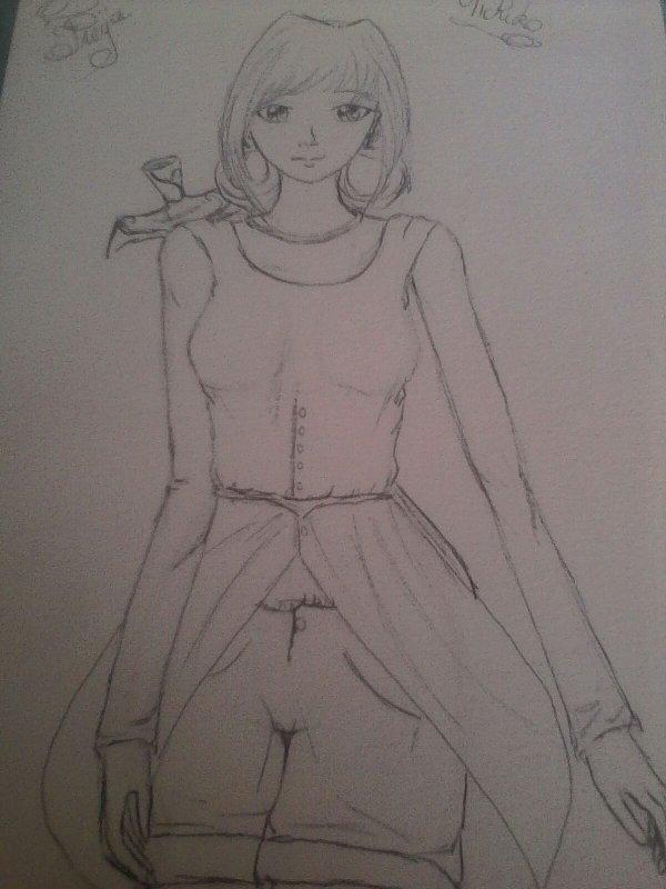 ~ Dessins en vrac ~ Michiko Kurosaki