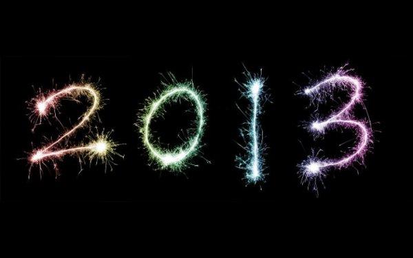 BONNE ANNEE 2013 !! SANTE - BONHEUR - REUSSITE ET AMOUR A TOUS  !!
