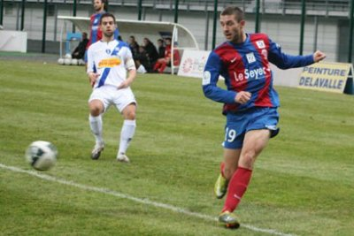 BERRICHONNE vs NIORT ( 2 - 3 amical )