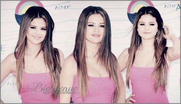 Bienvenue sur votre plus fidèle blog source sur la magnifique Selena Gomez <3