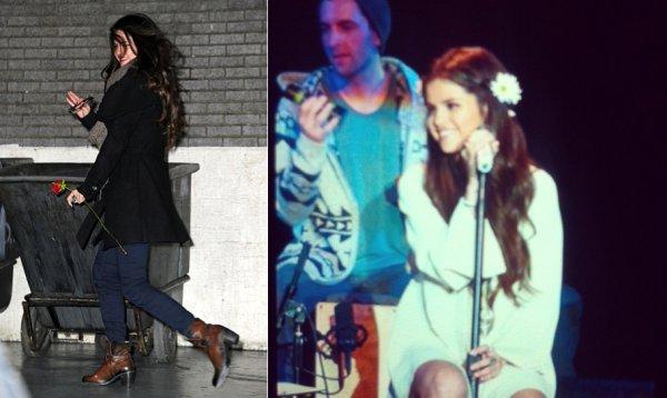 19 janvier : Selena à Best Buy Theater pour le concert en l'honneur de l'UNICEF