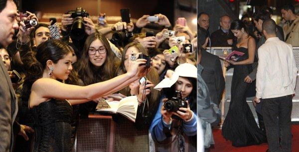 21 février : Les actrices de Spring Breakers à l'avant-première de leur film à Madrid, en Espagne