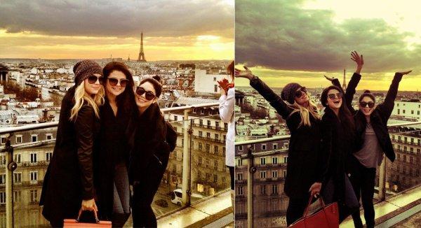 Photos twitter récentes avec Selena Gomez