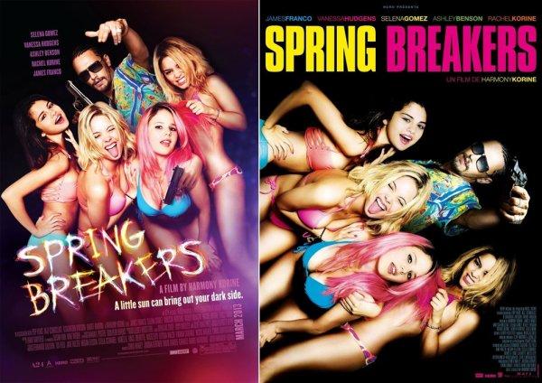 Spring Breakers : sortie au cinéma aujourd'hui !