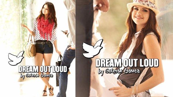 Nouvelles photos de la collection de vêtements de Selena Gomez