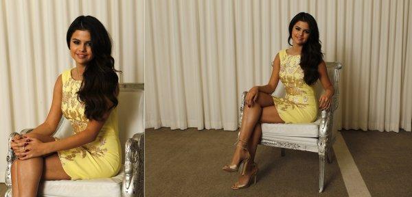 Selena a fait un photoshoot pour l'agence Reuters lors de la promotion de Spring Breakers à L.A