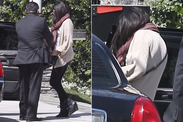 22 mars : Selena à Los Angeles, en Californie