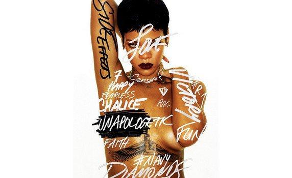 """Rihanna dévoile des extraits de son nouvel album """"Unapologetic"""""""