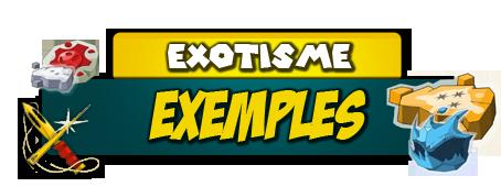 Des exos, plein d'exos !!
