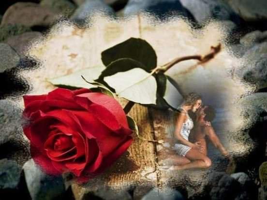 La passion dans ton regard ,   l'envie d'embrasser encore est encore.... Laisse-moi te tenir dans mes bras pour te serrer sur mon coeur.... Laisse-moi t'aimer Dans la passion  de cet amour que je ressens pour toi.te murmurer cette amour fou  , laisse moi La passion de tes baisers .......