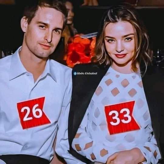 Dans leurs monde , l'âge est qu'un chiffre