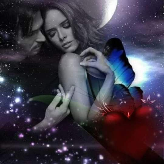 l'amour est un sentiment magique , qui ne s'explique pas ; c'est quelque chose que l'on ressent et se vit de manière intense et profond un sentiment de bonheur
