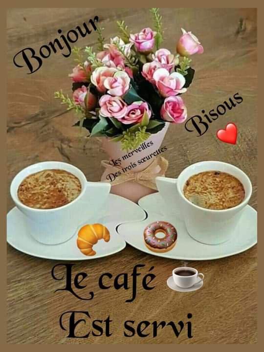 Bonjour bon samedi