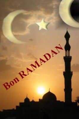 Bon Ramadan à tout les musulmans