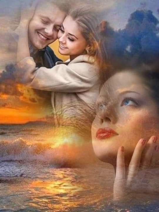 La vie nous éloigne parfois physiquement des personnes qu'on aime. Mais malgré la tristesse, les kilomètres n'ont pas le pouvoir de déposséder deux coeurs, deux âmes qui s'aiment...