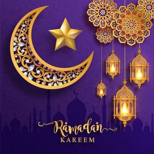 Ramadan kareem à toi même
