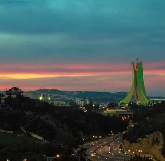 Mon pays algéria