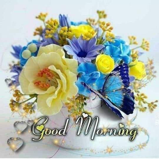 Ce devrait être une belle journée chaude et ensoleillée...... Profitez-en pour faire le plein de belle humeur et d'entrain..... Remplissez-la de douceur pour un peu de bonheur... Mettez-y  aussi une belle dose d'amitié....  Excellent lundi à toi...♥