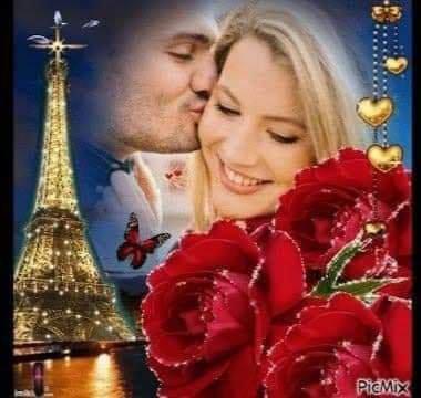Je ne suis peut-être pas ton premier amour, premier baiser ou premier rendez-vous, mais je veux juste être ton dernier tout...