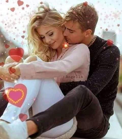 """La vie est remplie d'amour, de partage, d'apprentissage, de sourire, d'attention, de pardon, de rire, de câlins, de danse.  Je choisis de vivre la vie de cette façon. Je veux vivre ma vie de telle manière que quand je sors du lit le matin, le diable dit : """" oh merde, il est heureux ! 🥰❤❤"""