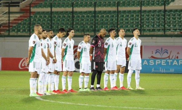 Equipe nationale Algeria 🇩🇿 bravo 8-0 Djibouti
