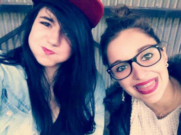 Solenn Ledentu & Oceane Ménard.♥