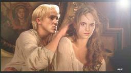 Hermione Zabini et Drago Malfoy