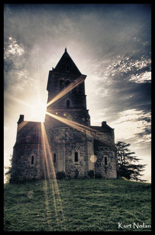 La chapelle de Dun