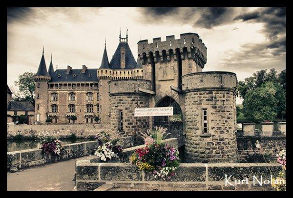 Château de la Clayette