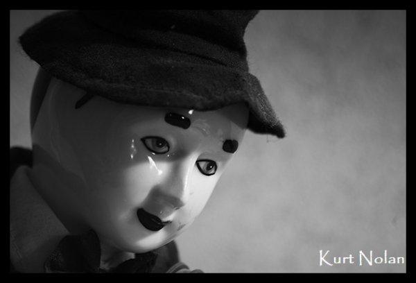 Portrait de porcelaine: partie 2