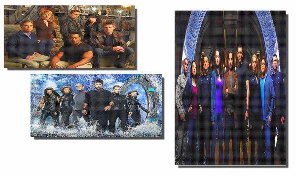 Quizz Stargate SG-1/Atlantis/Universe